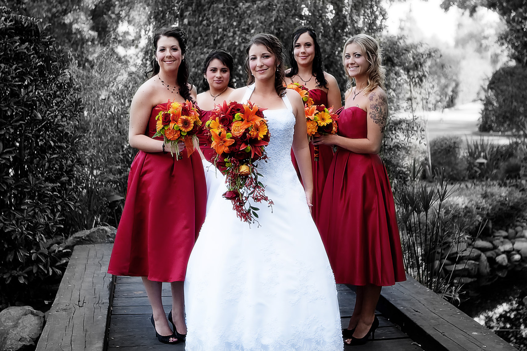Pala Mesa Resort Wedding - Fallbrook