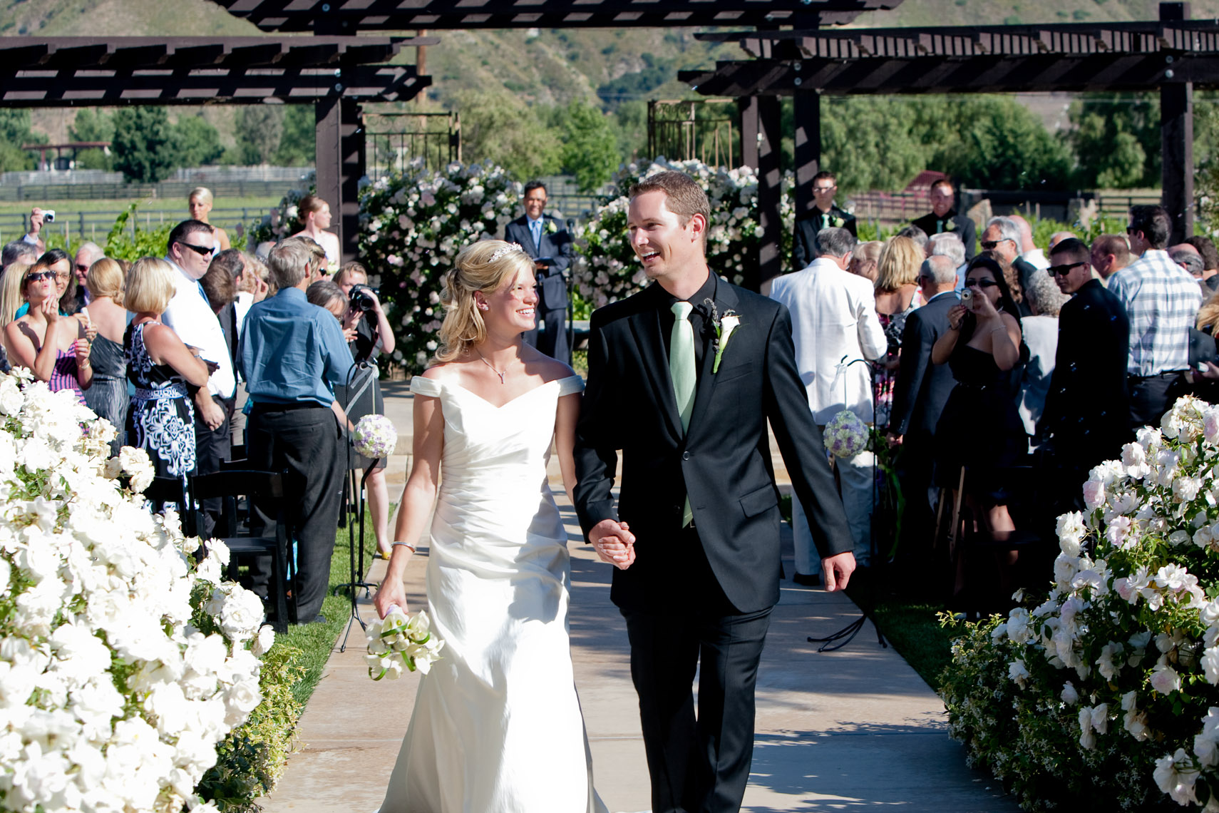 Keyways Winery Wedding - Temecula