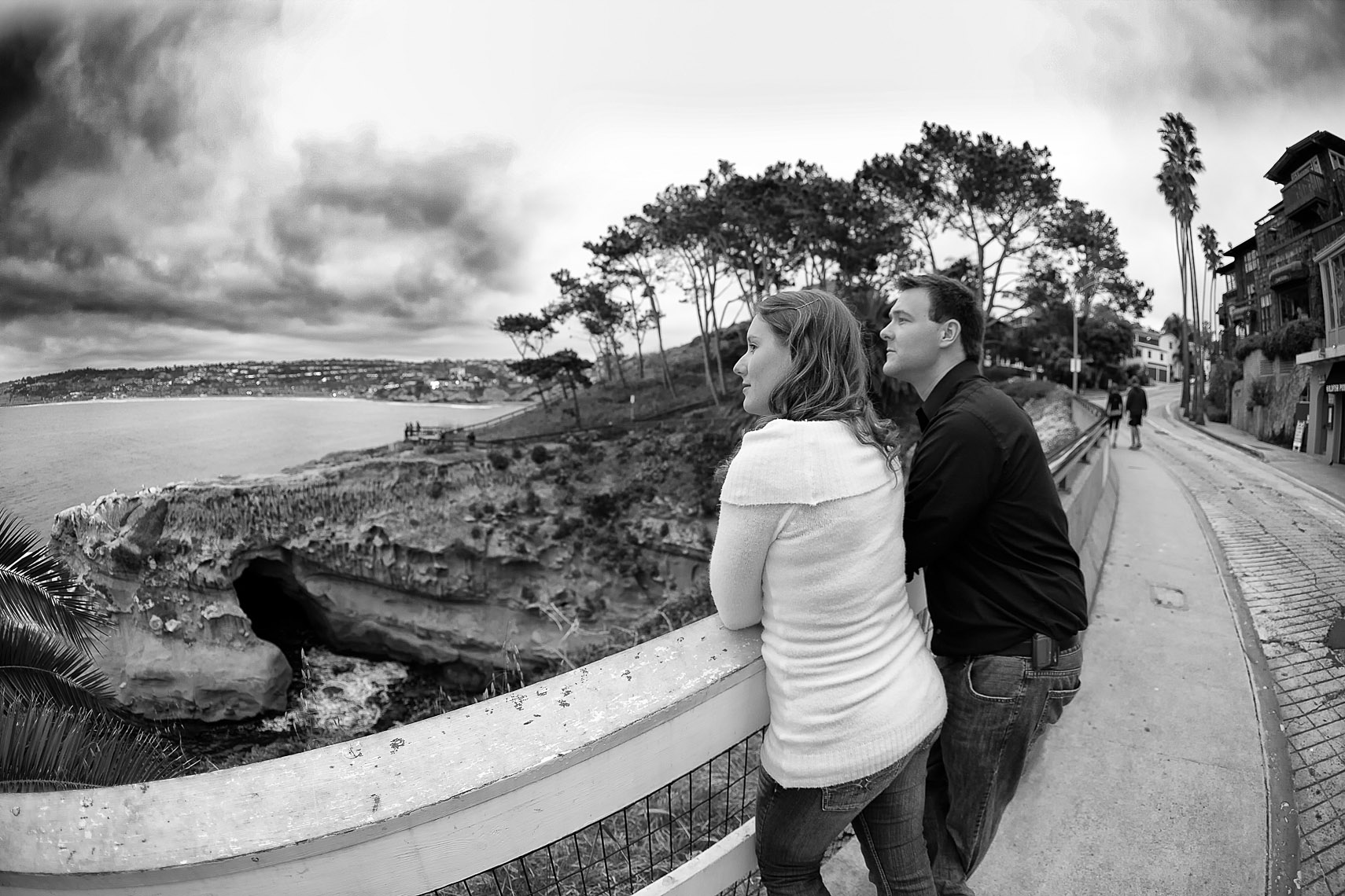 Engagement Photography - La Jolla