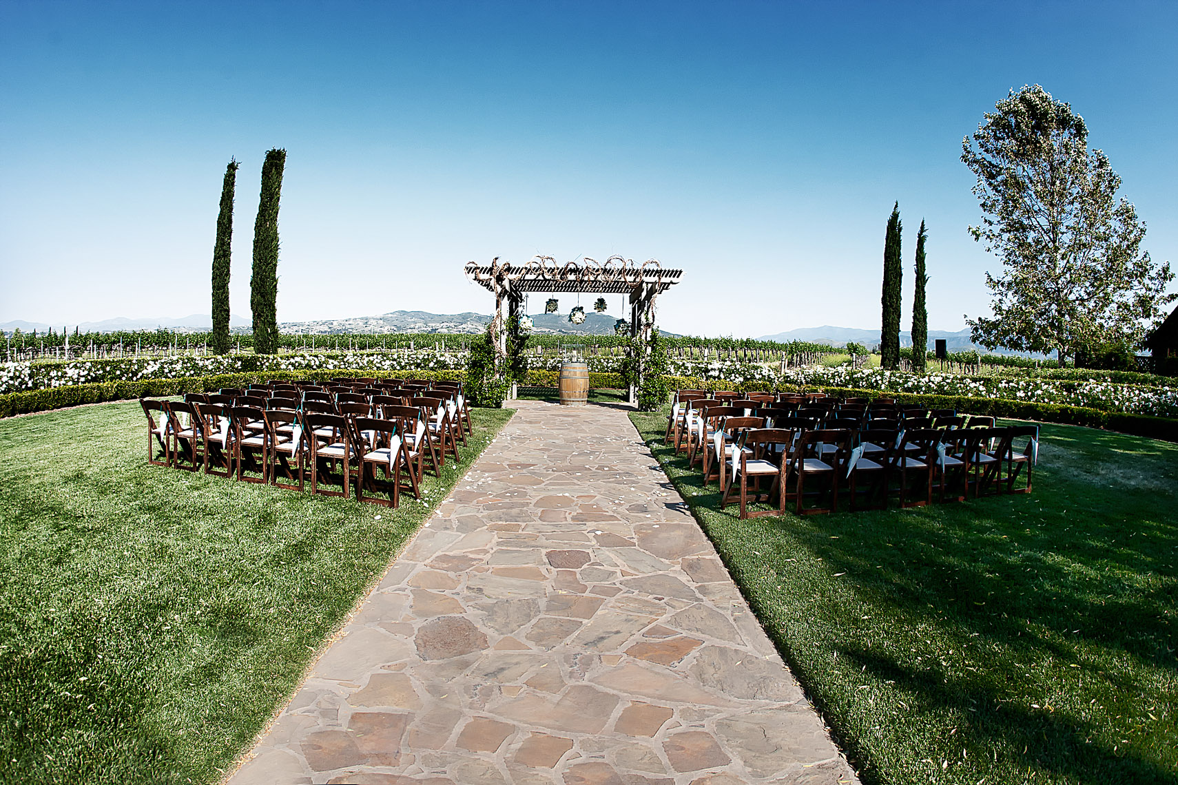 Ponte Winery Wedding - Temecula