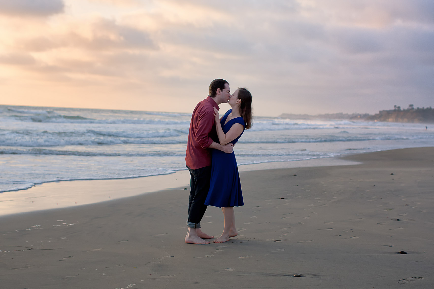 Engagement Photography - Del Mar