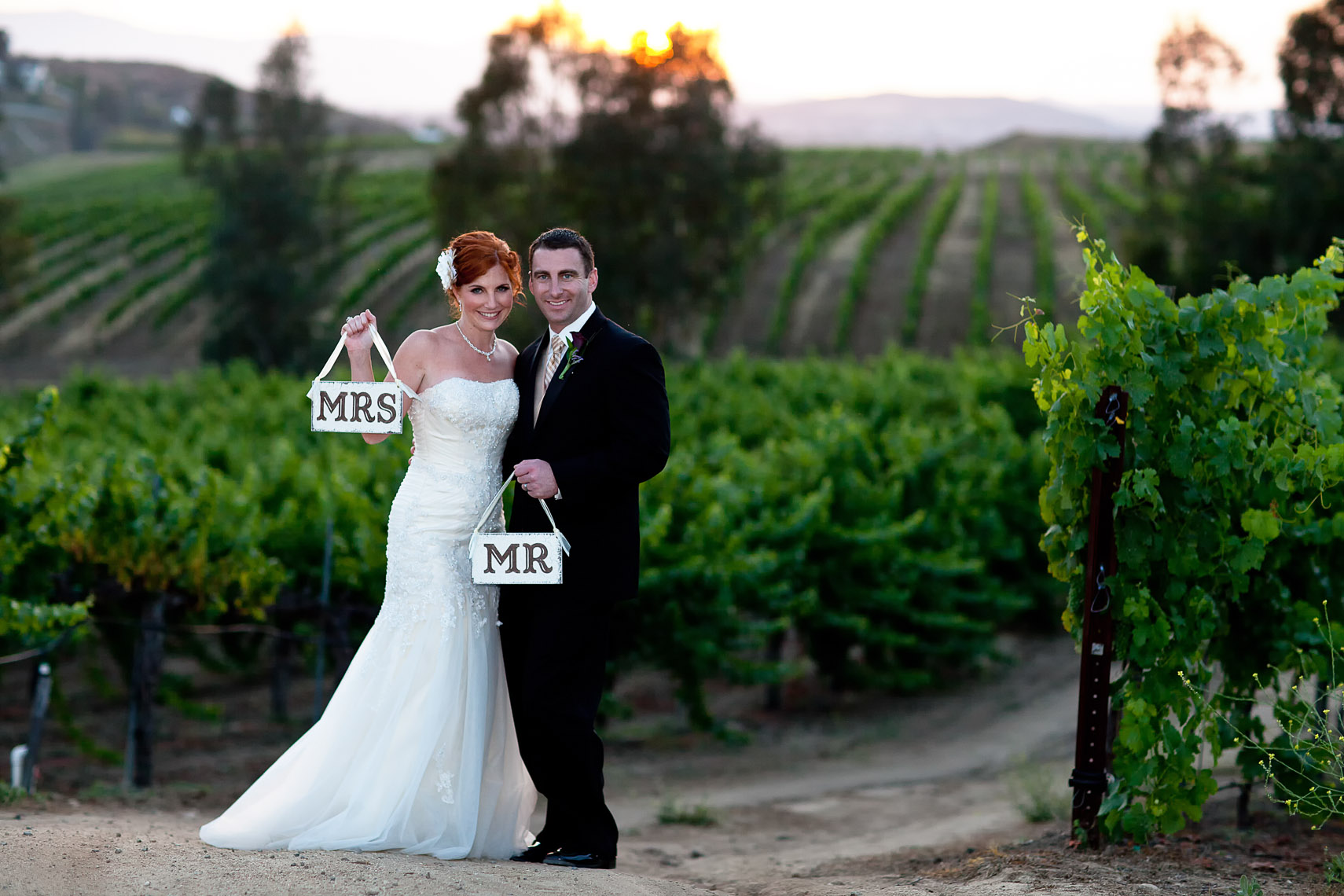 Falkner Winery Wedding - Temecula