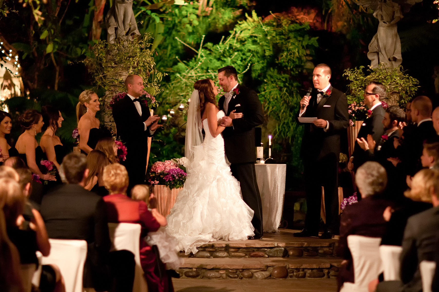 Tivoli Too Wedding - Laguna Beach