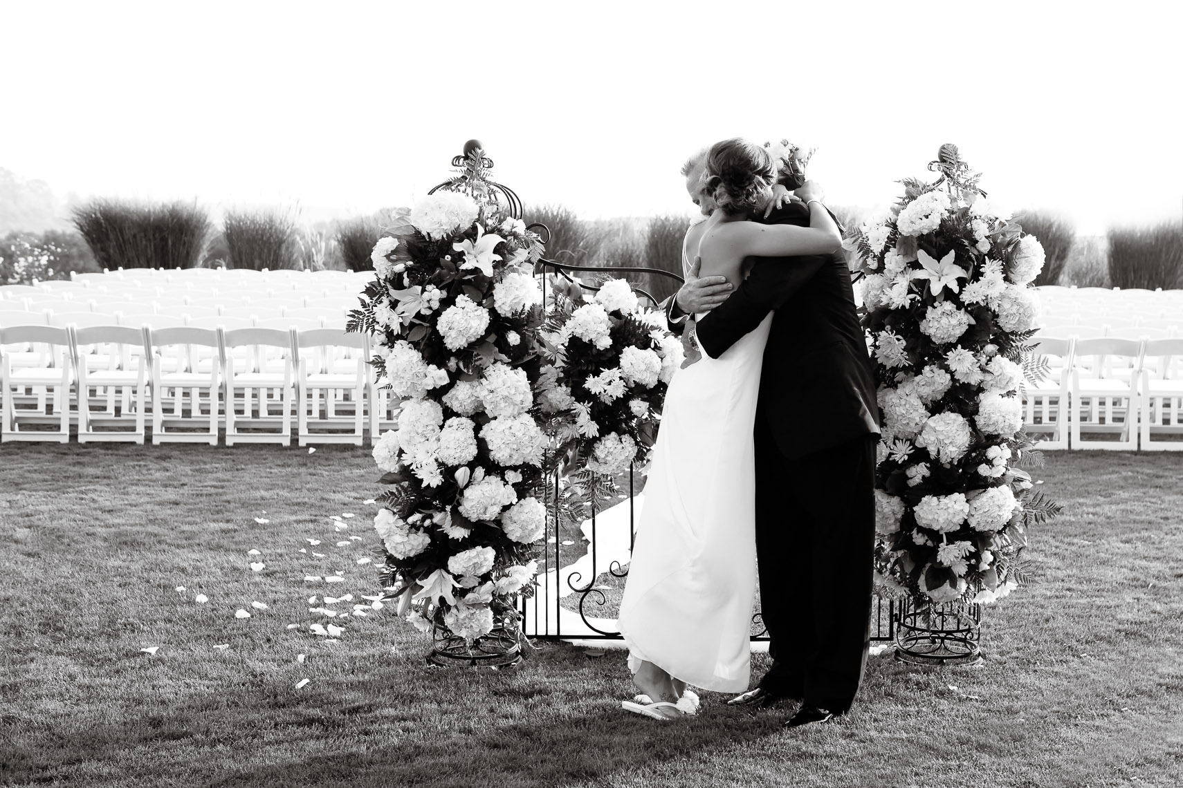 Carlsbad Crossings Wedding