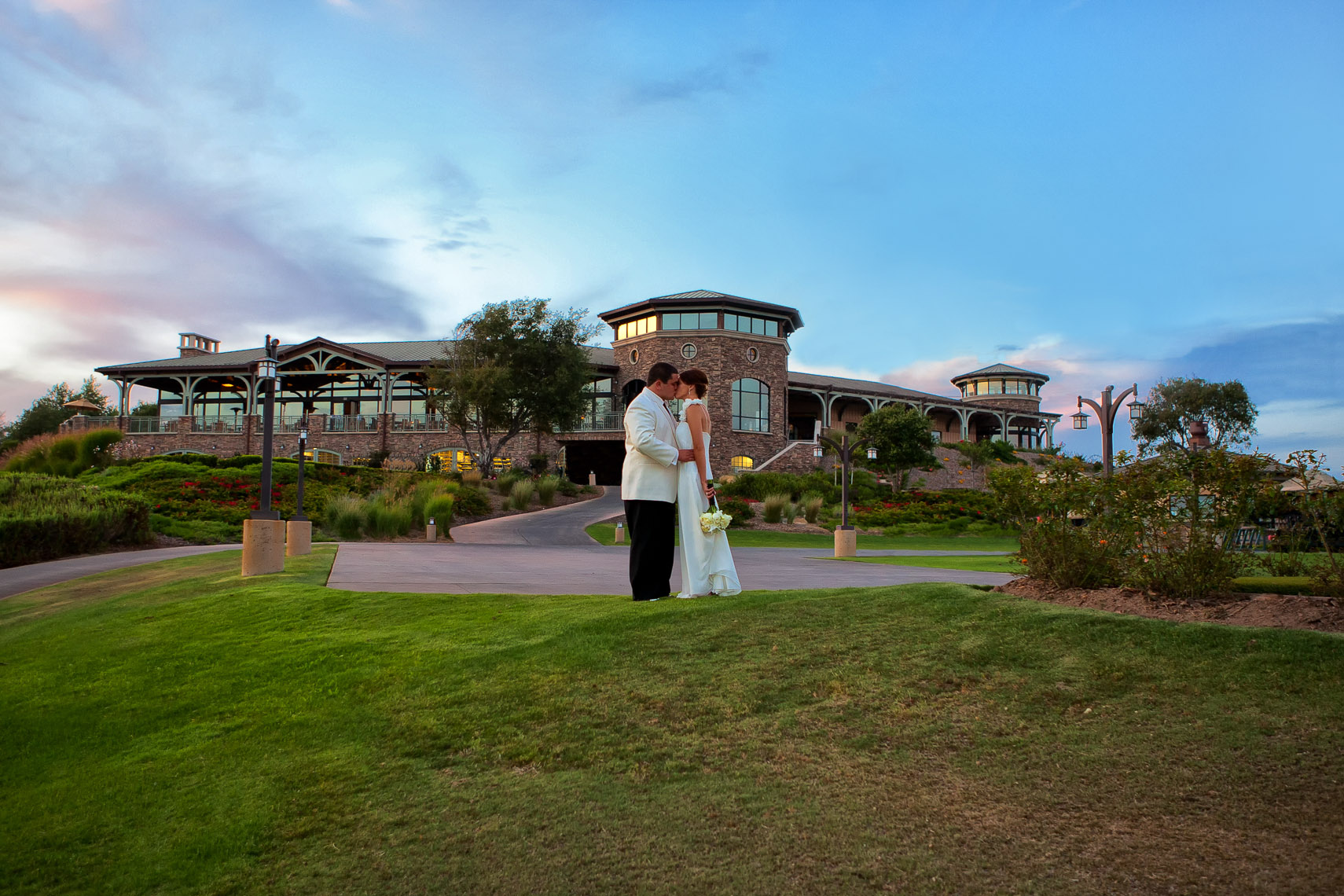 The Crossings at Carlsbad Wedding