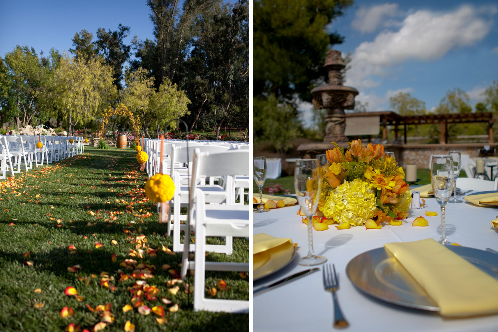 Lake Oak Meadows Wedding - Temecula