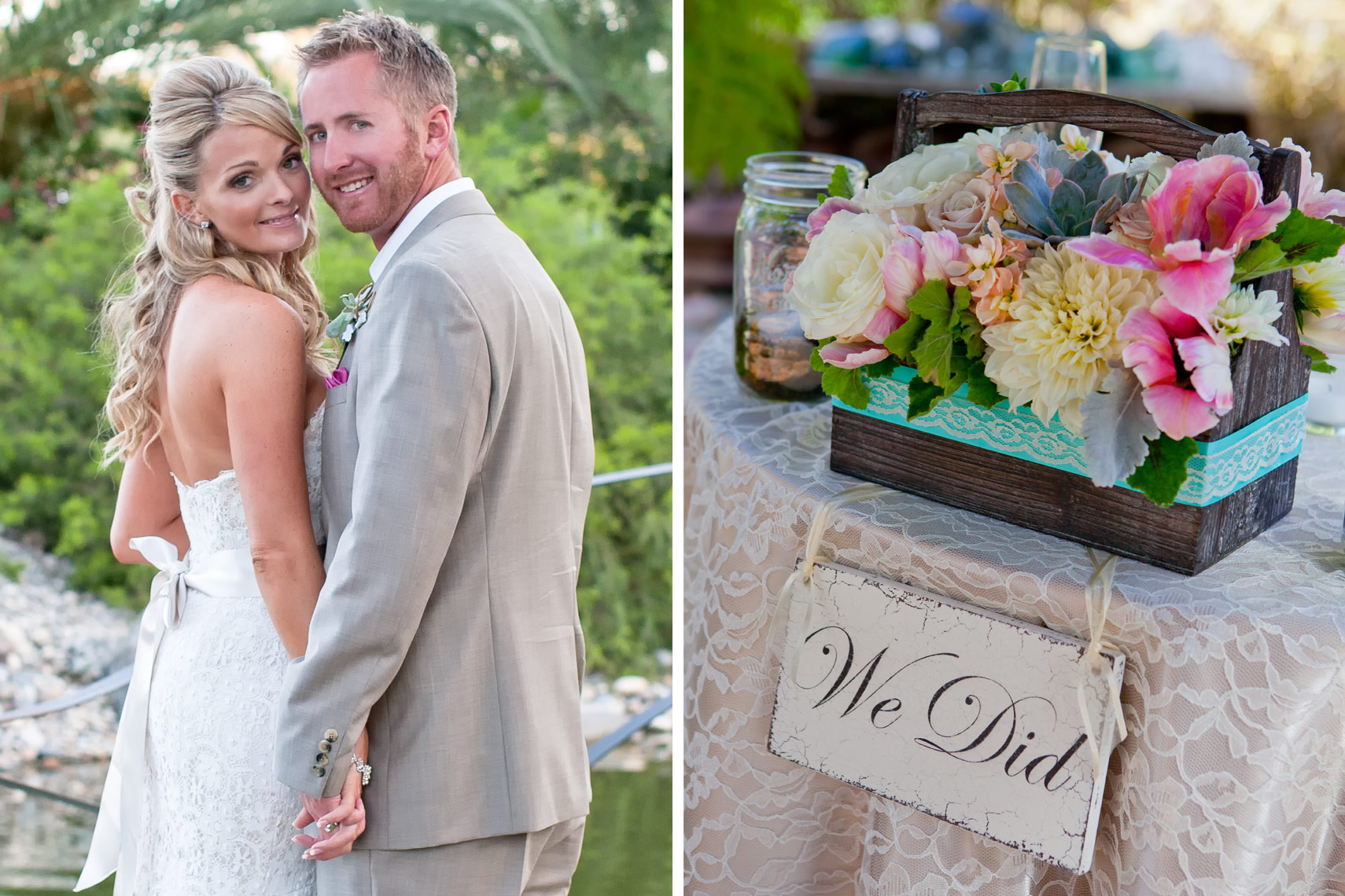 Stone Gardens Wedding - Fallbrook