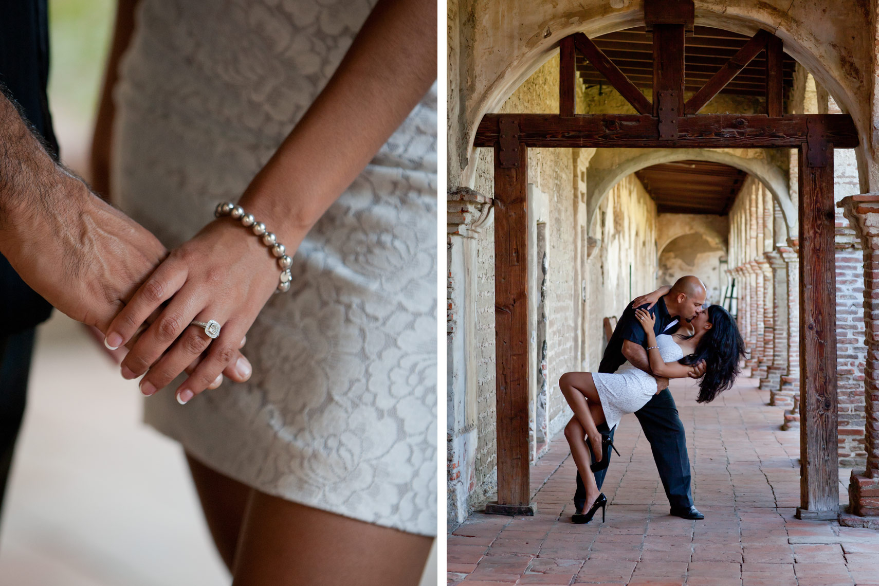Engagement Photography - San Juan Capistrano
